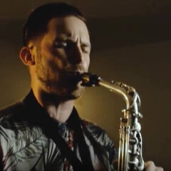 Don't Get Around Much Anymore - Jazz Saxophone (Brendan Mills)